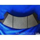 original LIUGONG brake pad for wheel loader